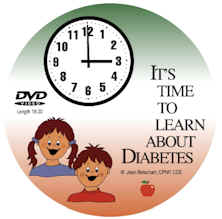 learn about diabetes dvd