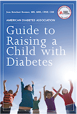 raising a child with diabetes